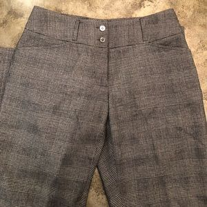 Rachel Roy Houndstooth pants